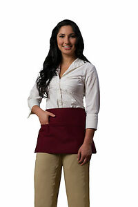 Daystar-Apparel-Aprons-1-Style-100-three-pocket-waist-waiter-apron-Made-in-USA