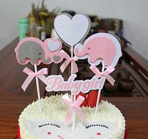 Image Is Loading PureArte Cute Baby Shower Cake Topper For