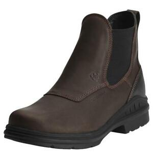 Ariat-Barnyard-Twin-Gore-Herren-Dark-Brown
