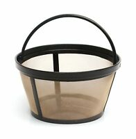 10-12 Permanent Coffee Filter With Solid Bottom For Mr. Coffee Coffeemakers