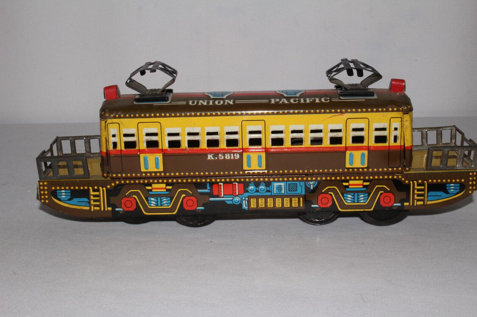 594ms Hergestellt in Japan Union Pacific K 5819 Zug Motor  Schön