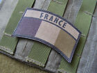 Snake Patch OPEX FRANCE - DEMI LUNE - KAKI BASSE VISIBILITE - pilote BANANE CPA