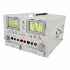 Triple Output DC Bench Power Supply 0-30V/0-5Ax 2, 5V fixed x 1 (CSI3005XIII)