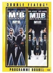 MIB-1-amp-2-Double-Feature-Men-In-Black-Bilingual-Free-Shipping-In-Canada