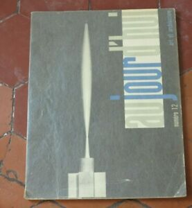 Aujourd-039-hui-Art-et-Architecture-Brancusi-N-12-avril-1957