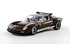 KYOSHO Lamborghini Jota SVR Bertone (Maroon) 1/43 Scale Diecast Model NEW, RARE!