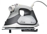Oliso Tg1100 1800w Smart Steam Iron Press W/ Itouch Technology Tg 1100