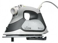 Oliso Tg1100 1800w Smart Steam Iron Press W/ Itouch Technology Tg 1100