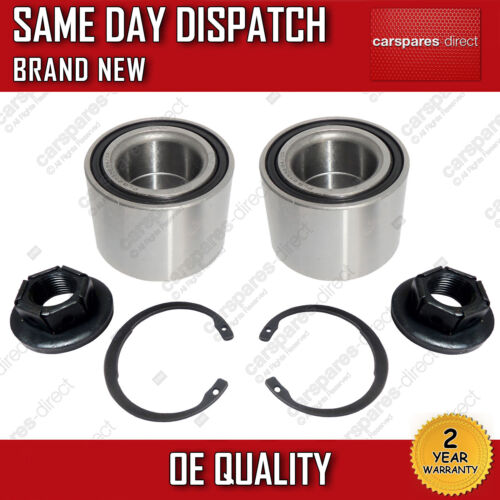 2x FORD FOCUS Mk1 REAR WHEEL BEARING 1998/>2005 NEW