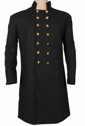 "54/"" R,S /& L Sizes Details about  /Civil war senior officer frock coat Sizes 36/""R"