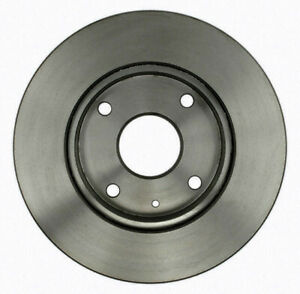ACDelco 18A81780A Advantage Non-Coated Front Disc Brake Rotor Assembly
