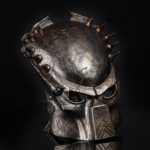 Alien vs Predator ResinMask AvP Movie Replica Collectible Statue Halloween Props