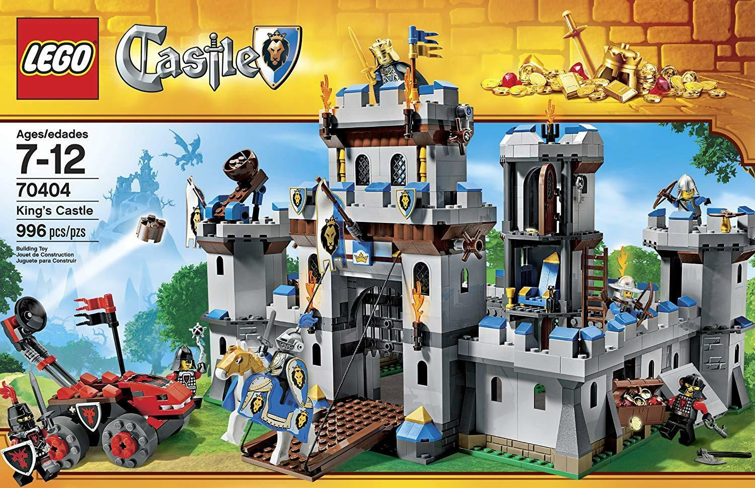 LEGO Kings Castle 70404 Discontinued by manufacturer manufacturer manufacturer f0a1ae
