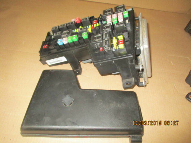 dodge dakota fuse box 2007 dodge dakota 4 7l 2wd a t tipm power integrated control  2007 dodge dakota 4 7l 2wd a t tipm