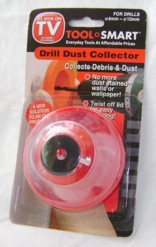NEW DRILL DUST COLLECTOR ATTACHMENT DEBRIS FITS MOST DRILLS DIAMETER 4-10mm SALE