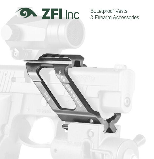USM FAB Defensa Universal De Aluminio Riel Picatinny Alcance De Montaje Para Pistola Pistola