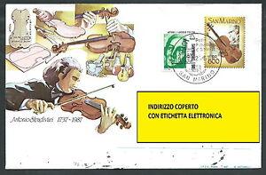 1987-SAN-MARINO-USATO-BUSTA-POSTALE-STRADIVARI