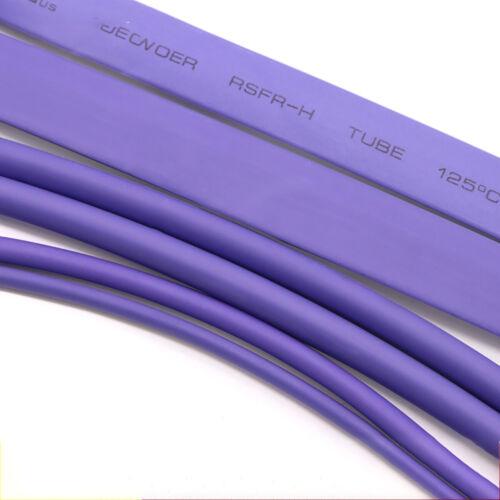 Violet Thermorétractables Tube 2:1 Polyoléfine Heatshrink tube étanche Seal Manche
