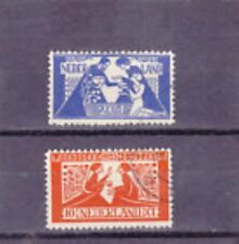 Nederland 134-135 Tooropzegels  1923   gestempeld