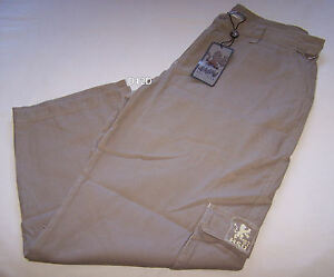 Holden-Special-Vehicles-HSV-Mens-Casual-Cargo-Pants-Size-M-New