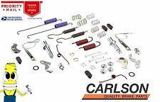 Premium Carlson Brake Drum Hardware Kit for Ford F-150 Pickup Truck 1997-2001