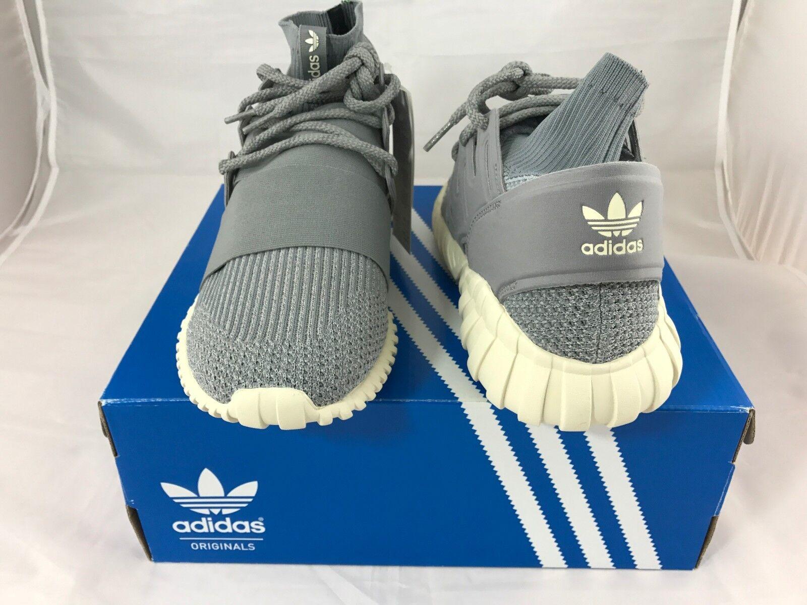 Adidas Originals Tubular Doom Primeknit Mens zapatos zapatos zapatos Trainers gris a3ccfc