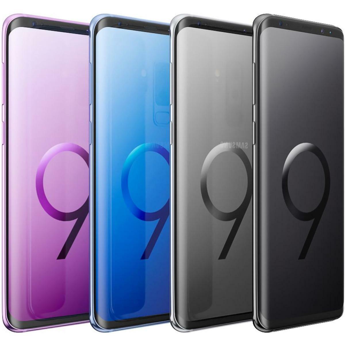Samsung Galaxy S9 – Factory Unlocked – T-Mobile / Verizon