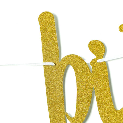 cheers bitches banner gold glitter party supplies bachelorette parties decor  X
