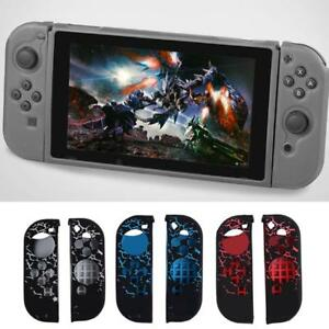 separation shoes 506a1 f50af Silicone Protective Cover Skin Sleeve Case fr Nintendo Switch Joy ...