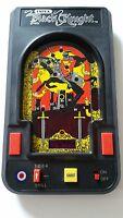 Entex Black Knight Pinball Mini Video Arcade Game Electronic Handheld Williams