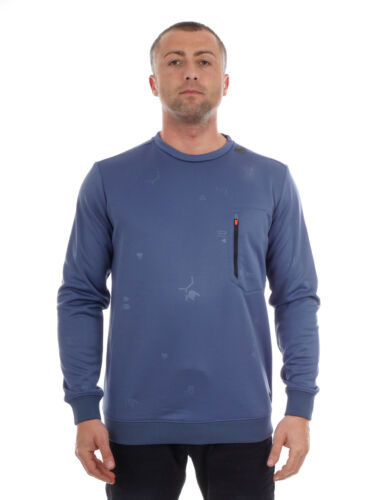 Warm fonctionnel de bleu Sac Pullover Mead Pull Brunotti Sweat poitrine CxtRvqnzw