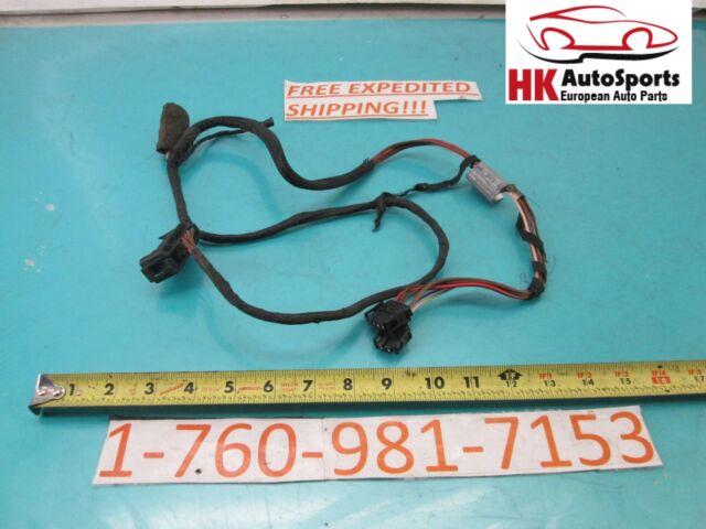 Mercedes Benz C230 C280 W202 Rear Left Door Wire Wiring