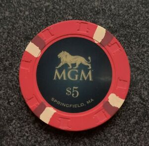 Casino Chips Springfield