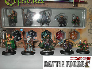 Pre-Painted-Miniatures-Gangers-Mercs-Adventurers-Monsters-amp-more-NEW