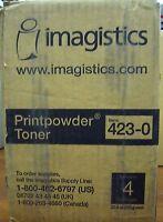 Genuine Pitney Bowes Imagistics C760 C800 Copier Developer 894-0