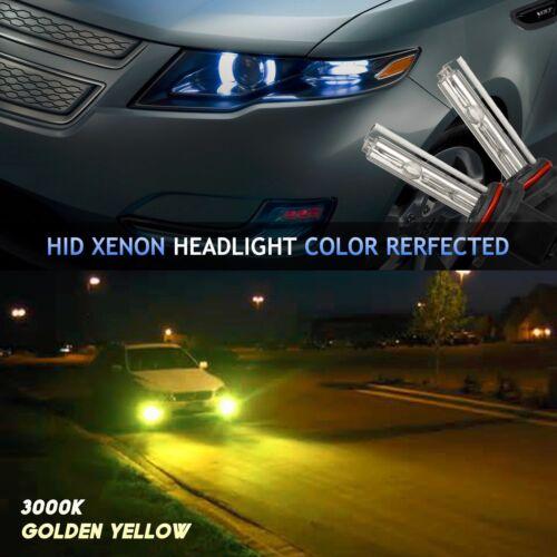 Xentec Xenon Lights HID Kit for Chevrolet K3500 Malibu Prizm S10 Monte Carlo