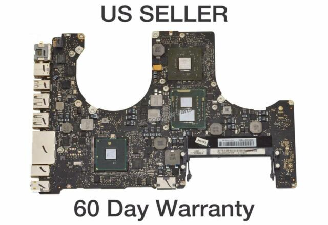 "Apple MacBook Pro 15.4"" Mid 2010 A1286 Core i5 2.53GHz Motherboard 661-5479"