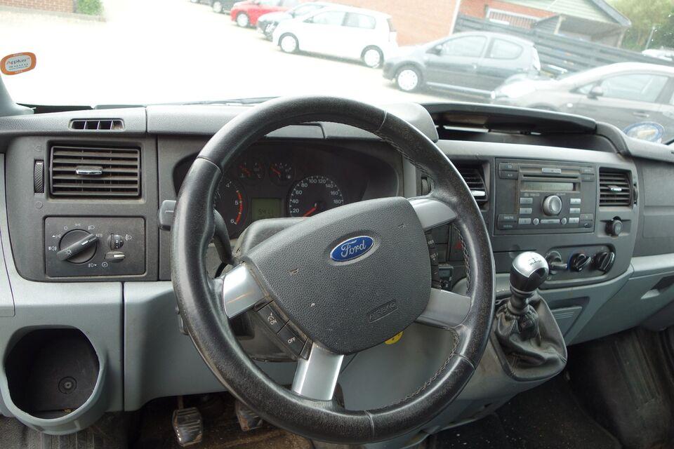Ford Transit 350L Van 2,2 TDCi 140 Trend Diesel modelår 2009
