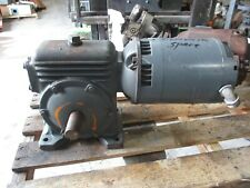 Perfection Gear Box With Motor No Tag On Gear Box 13140t Used