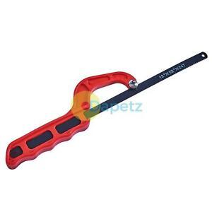 Amtech-12-034-Mini-Scie-a-Metaux-avec-Bi-Metal-Lame-30cm-Metal-Bois-Coupe-Clair