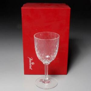BACCARAT-FRANCE-CRYSTAL-7-034-WATER-GOBLET-034-PARIS-034-IN-BOX