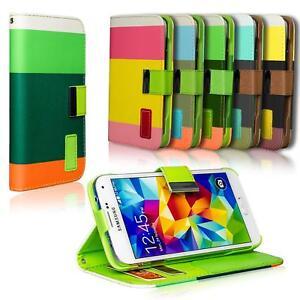 Wallet-Huelle-Samsung-Galaxy-s6-Case-Magnetic-Flip-PU-Leder-Halter-Huelle-Bag