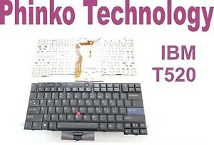 NEW-Keyboard-for-IBM-Lenovo-Thinkpad-T520-i-T520S-W520-X220-i-X220T-45N2036