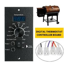 120V Upgrade Digital Thermostat Controller Board For TRAEGER Pellet BBQ Grill CY
