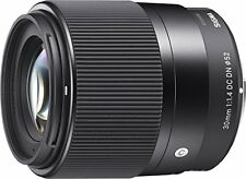 Sigma 30mm f/1.4 DC DN Camera Lens for Sony E-Mount