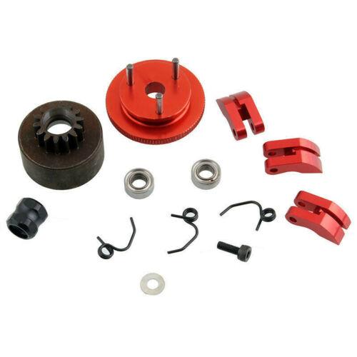 8 Buggy Upgrade Teil 8 TXUI RC Kupplungsglocke 14T Zahnrad Schwungrad für HSP 1