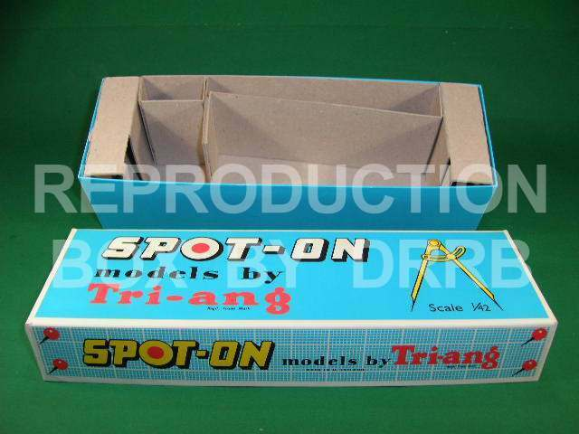 Spot-On  158A 2 Bedford articulated Tanker-SHELL BP-Reproduction Box par drrb