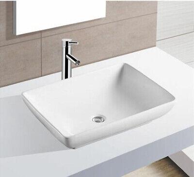Waschbecken Eckig Klein : 1 waschbecken keramik eckig handwaschbecken bad waschtisch ~ Watch28wear.com Haus und Dekorationen