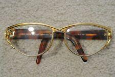Laura Biagiotti Bifocal Eyeglasses LB718/S SJ4 62-15-130mm Metal Frames Italy
