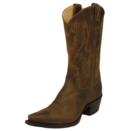 HH Sonora women's DH5180 Horse Snip Toe Size 9.5 M NEW
